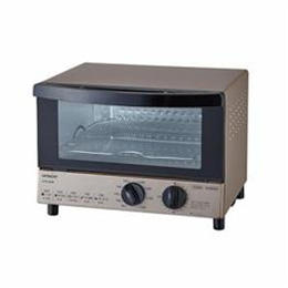 お役立ちグッズ オーブントースター シャンパンゴールド HTO-CF50-N