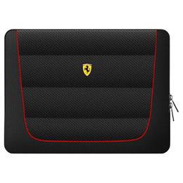 便利雑貨 Ferrari 公式ライセンス品 13インチノートパソコン用バッグ ブラック FECS13BK