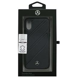 便利雑貨 iPhoneX専用 本革ハードケース ORGANIC I - Genuine leather Hard Case - Blue Abyss iPhone X MEHCPXTHLNA