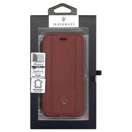 便利雑貨 iPhone8/7/6s/6専用 本革手帳型ケース MAGPEFLBKI8BU