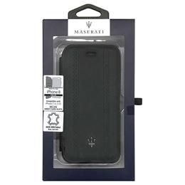 便利雑貨 iPhone8/7/6s/6専用 本革手帳型ケース MAGPEFLBKI8BK