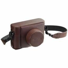 【単四電池 4本】付きカメラアクセサリー関連 LC-X100F-BW X-100F用レザーケース(ブラウン) 便利雑貨 LC-X100F-BW X-100F用レザーケース(ブラウン)