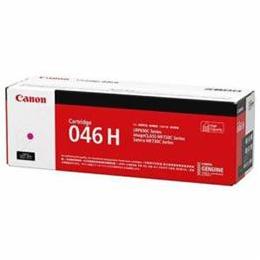 便利雑貨 CRG-046HMAG 純正 トナーカートリッジ046H 大容量タイプ(マゼンタ) CRG-046HMAG