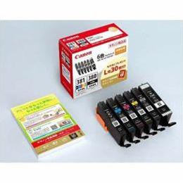 日用品 便利 ユニーク Canon BCI-381+380/6MP BCI-381+380/6MP(6色マルチパック)+写真用紙(L判)30枚付き BCI-381+380/6MP