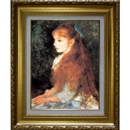 便利雑貨 複製名画 ルノワール 「少女イレーヌ」 納期:約2~4週間 IRENE