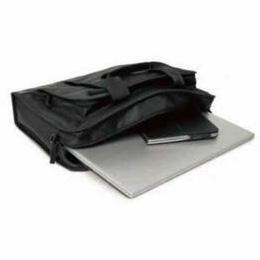 便利雑貨 15.6インチワイド対応キャリングバッグ ブラック CB-265BK