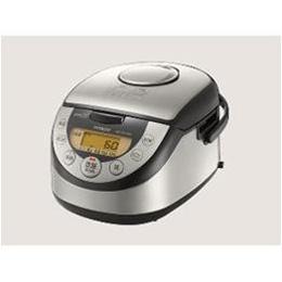 便利雑貨 IH炊飯器 5.5合(シルバー) RZ-XS10M-S