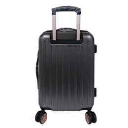 お役立ちグッズ ウイングスカンパニー AIR LINEファスナーハードキャリー 雑貨 カーボンブラック スーツケース バッグ・キャリーバッグ バッグ 関連キャリングバック 雑貨 雑貨・ホビー・インテリア, おきなわんガールズ:755eaa39 --- sunward.msk.ru