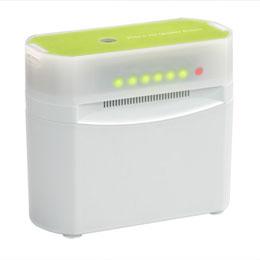 便利雑貨 Bluetooth エアクオリティ モニター REX-BTPM25V