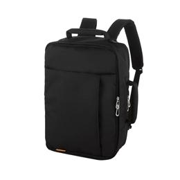 便利雑貨 3WAYバッグ/ベーシックタイプ/表面撥水加工/ブラック BM-SN03BK