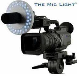 お役立ちグッズ ライト LEDMICLIGHT