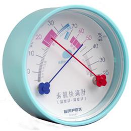 温度湿度計 素肌快適計 TM-4716 エアブルー