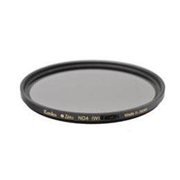 便利雑貨 Zeta 薄枠光量減少フィルター ND4 58mm ゼータND4 58MM ND4-58MM