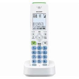 便利雑貨 SHARP 増設子機 JD-KT500 増設子機 電話機 関連電話機周辺機器 情報家電 家電