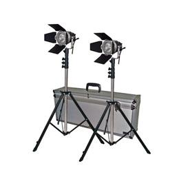 【薬用入浴剤 招福の湯 付き】カメラアクセサリー関連 ビデオライティングキット2B L27432 電化製品関連 LPL ビデオライティングキット2B L27432