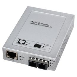 パソコン関連 サンワサプライ 光メディアコンバータ LAN-EC212C