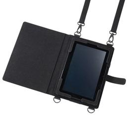 流行 生活 雑貨 ショルダーベルト付き10.1型タブレットPCケース PDA-TAB4