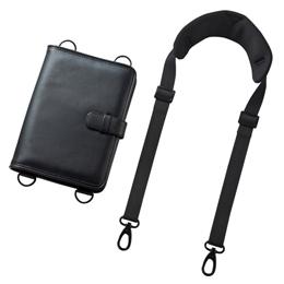 ショルダーベルト付き7~8インチタブレットPCケース(耐衝撃タイプ) PDA-TAB9SG