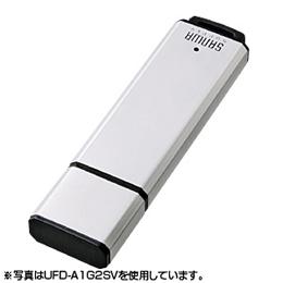 便利雑貨 USB2.0メモリ16Gシルバー