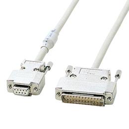 パソコン関連 サンワサプライ RS-232Cケーブル KRS-3106FN