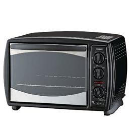 便利雑貨 ツインバード コンベクションオーブン ブラック TS-4118B