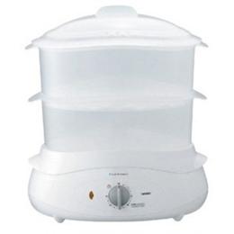 日用品 ツインバード フードスチーマー ホワイト SP-4138W