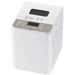 便利雑貨 ツインバード ホームベーカリー ホワイト PY-E731W