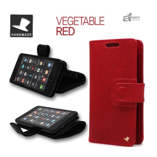 流行 生活 雑貨 高級羊革スマートフォン用ケース D3シリーズ RED AS-AJD3-RD