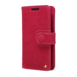 お役立ちグッズ AEJEX 高級羊革スマートフォン用ケース D4シリーズ PINK AS-AJD4-PK