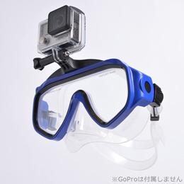 お役立ちグッズ サンコー GoPro 水中マスク GOPROMAS