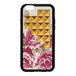 便利雑貨 Wild Flower iPhone6s case CFP1016s