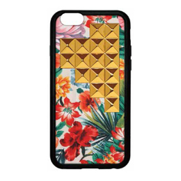 便利雑貨 Wild Flower iPhone6s case TROP1016s