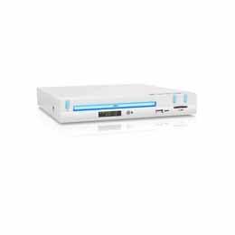 便利雑貨 オーセラス販売 HDMI端子付きDVDプレイヤー(白) DP-10WH