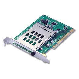 PCIバス接続CardBus PCカードアダプタ REX-CBS40