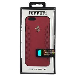 便利雑貨 フェラーリ F12 Hard Case Red iPhone6 用 FEF12HCP6RE