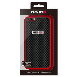 便利雑貨 NISMO CARBON Hard Case iPhone6 用 NM-P47S4RB