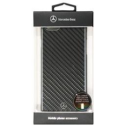 お役立ちグッズ メルセデス-Benz Dynamic リアルカーボンファイバー ハードケース iPhone6 PLUS用 MEHCP6LRCABK
