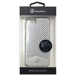 便利雑貨 メルセデス WAVE V Glass Fiber + Brushed Aluminium Hard Case - Silver MEHCP7CACSI
