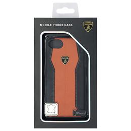 便利雑貨 ランボルギーニ Orange Genuine 便利雑貨 leather back cover - Orange LB-HCIP7-HU leather/D1-OE, パナマハット&フェルトハットARDE:99a89cd7 --- jpworks.be