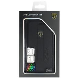 便利雑貨 LAMBORGHINI 便利雑貨 Genuine leather w/carbon iPhone book leather case - Black LB-TPUFCIP7P-HU/D6-BK ケース・カバー スマートフォン・携帯電話用アクセサリー 関連iPhone7 PLUSケース iPhone スマートフォン・タブレット・携帯電話, ショウワムラ:e8e1e595 --- finfoundation.org