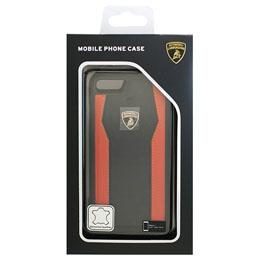 生活関連グッズ ランボルギーニ iPhone7専用本革ハードケース Genuine Leather S-Skin Case - Orange LB-TPUPCIP7-HU/D8-OE