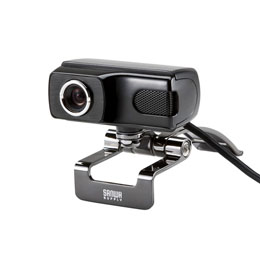 便利雑貨 WEBカメラ CMS-V40BK