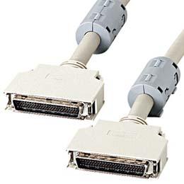 便利雑貨 SCSIケーブル KB-SPP2K