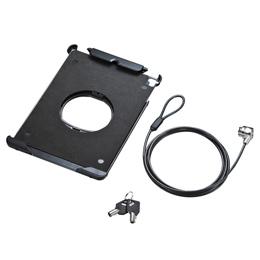 9.7インチiPad Pro/iPad Air 2/Air対応セキュリティ(ブラック) SL-77IPP97BK