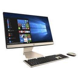 便利雑貨 スリムタイプ液晶一体型パソコン Vivo AiOシリーズ ブラック V222UBK-I5MX110