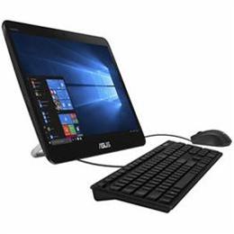 便利雑貨 デスクトップパソコン 15.6型 ASUSPRO All-in-One PCシリーズ ブラック V161GAT-N4PROBLK