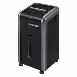 便利雑貨 Fellowes クロスカットシュレッダー (A4サイズ/CD・カードカット対応) 22Ci-2-R 電動シュレッダー オフィス機器 関連シュレッダー 生活家電 家電