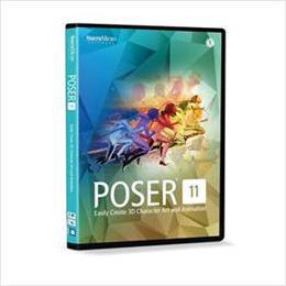 便利雑貨 イーフロンティア Poser 11 CLPSA1H111
