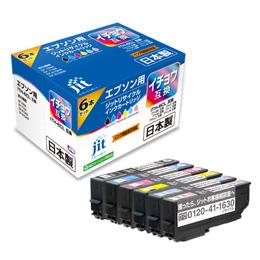 リサイクルインクカートリッジITH-6CL対応 JIT-EITH6Pお得 な全国一律 送料無料 日用品 便利 ユニーク:創造生活館