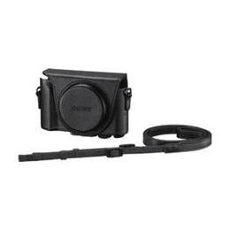 便利雑貨 「HX90V」「WX500」用ジャケットケース(ブラック) LCJ-HWA-B
